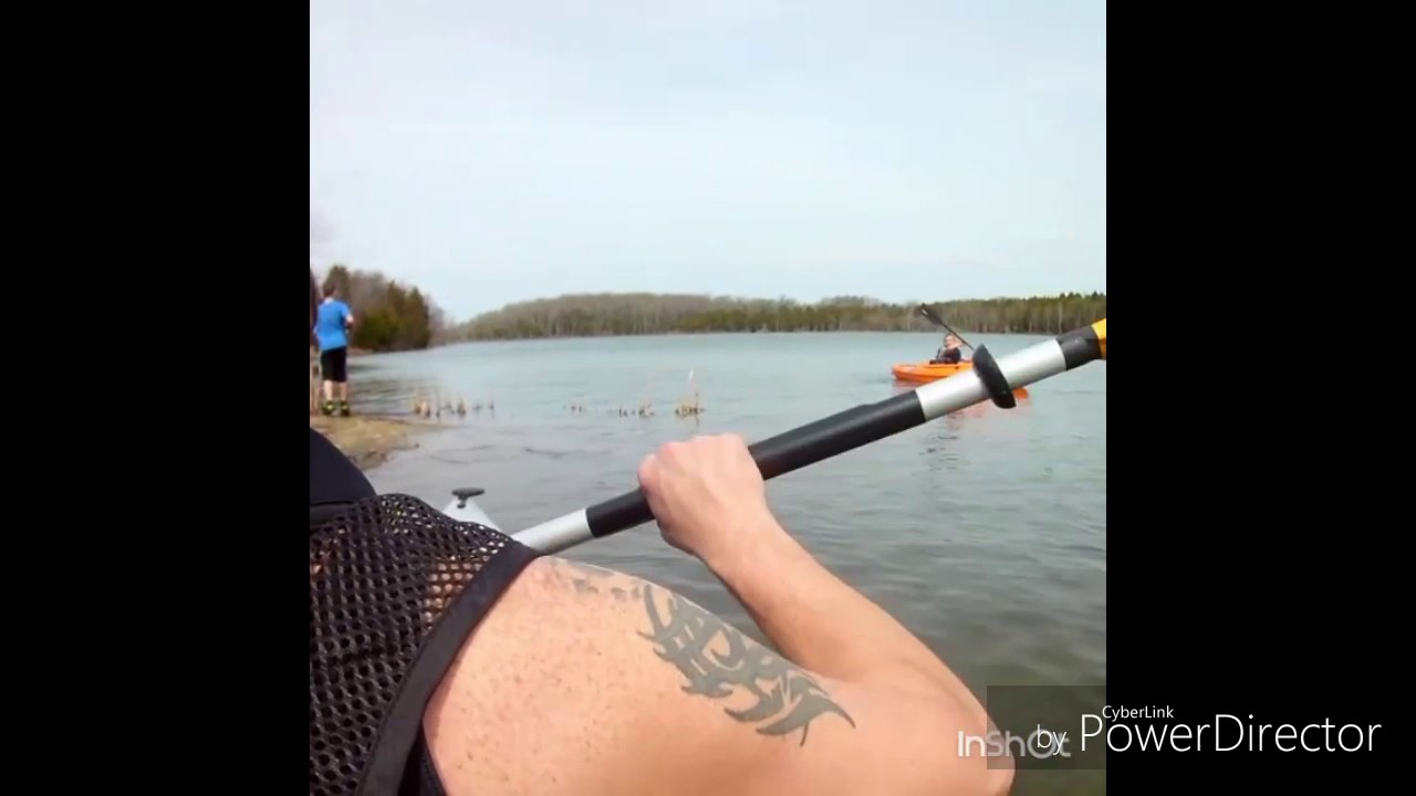 Ocean Kayak Tetra 10 Angler Youtube