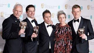 Драма «Три билборда на границе Эббинга, Миссури» стала триумфатором премии BAFTA