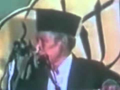 Muallif Sholawat Wahidiyah, Mujahadah Kubro 1984.mp4