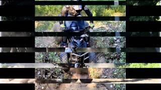 трюки на квадроцикле  стант  немного фото