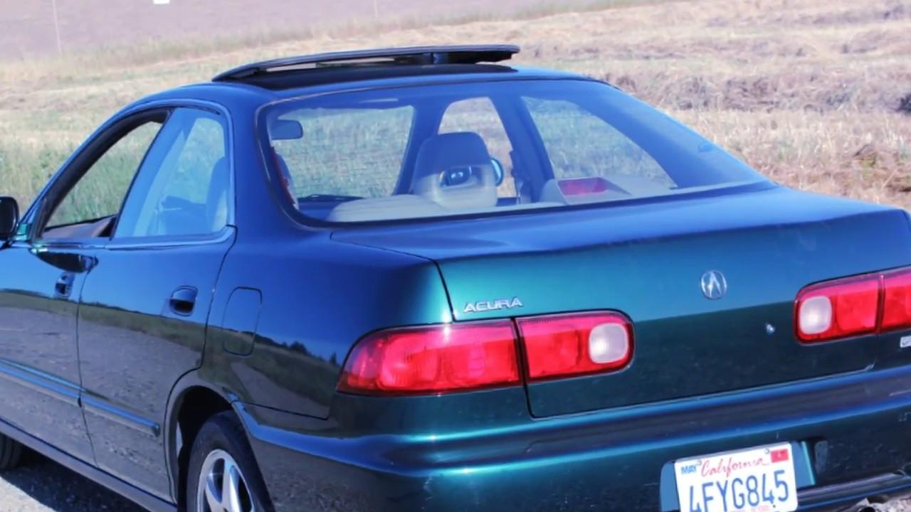 Acura Integra GSR DB YouTube - 1999 acura integra gsr for sale