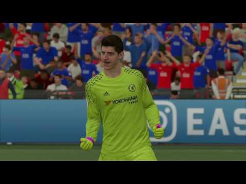 FIFA 17 - The Emirates FA Cup Final - LFC VS CHE