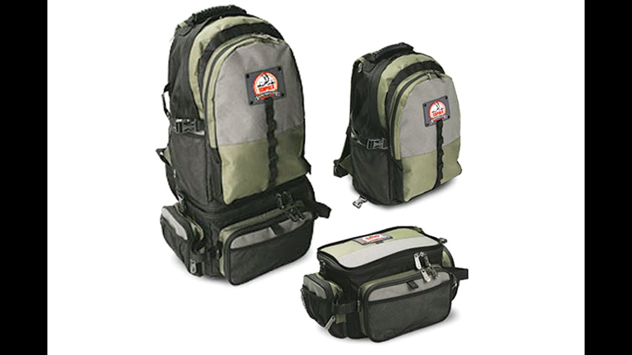 rapala 3 in 1 combo backpack a closer look youtube. Black Bedroom Furniture Sets. Home Design Ideas