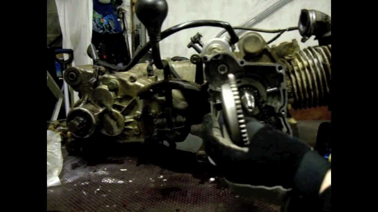 Honda GY6 Engine Starting Clutch Replacement YouTube – Honda Gy6 Engine Diagram