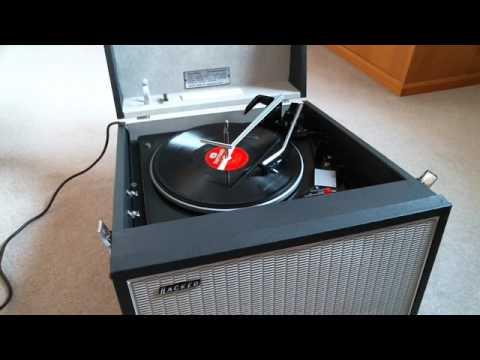 Petula Clark, Joe 'Mr.Piano' Henderson & the Radio Revellers - Crazy Otto Rag (78rpm - 1955)