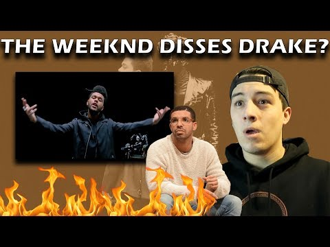 The Weeknd and​ Gesaffelstein -Lost In The Fire Reaction! Drake Diss? Mp3