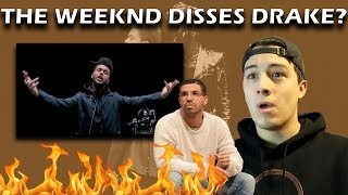 The Weeknd and Gesaffelstein -Lost In The Fire Reaction! Drake Diss?