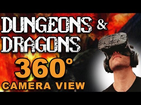 BIGGEST NERDS EVER - Dungeons and Dragons VR