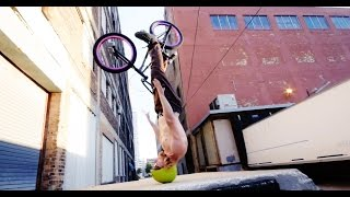 Experimental BMX Freestyle Bike Tricks - Pat Fisher & Tim Knoll