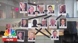 Whistleblower Complaint: Breaking Down The Key Players | NBC News Now