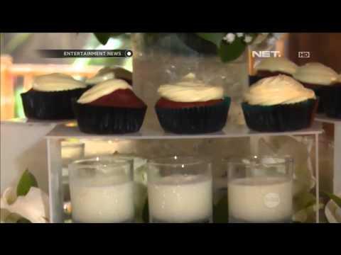 Vina Panduwinata bisnis florist dan cake