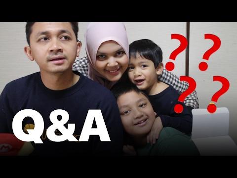 Q&A KELUARGA INDONESIA DI JEPANG
