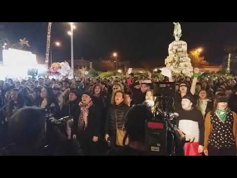 'Un violador en tu camino', també a Palma