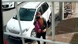 General Rodríguez: Abrieron un auto y robaron frente a la Clínica Centro