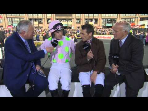 Walsh and Russell on how to ride Faugheen | RTÉ Racing