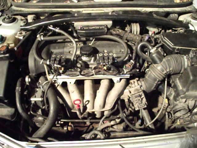 втулка направляющая клапанная на двигатель вольво 2.5т