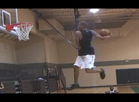 """TFB::Dunks of the Day:: 6'3"""" Guy Dupuy Crazy Dunks"""