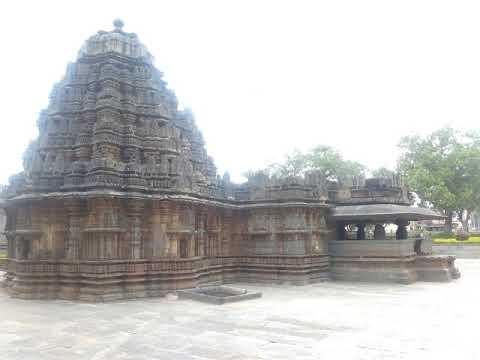 Purada Siddeshwara Temple - Haveri   12th century Western Chalukyan architecture