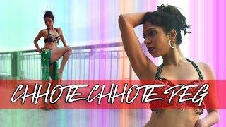 Chhote Chhote Peg - Yo Yo Honey Singh [The Dance Video] | Sonu Ke Titu Ki Sweety | SwaraDance