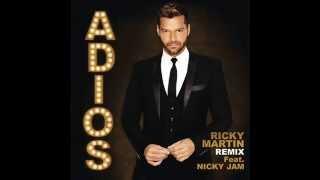 Ricky Martin Ft Nicky Jam – Adiós