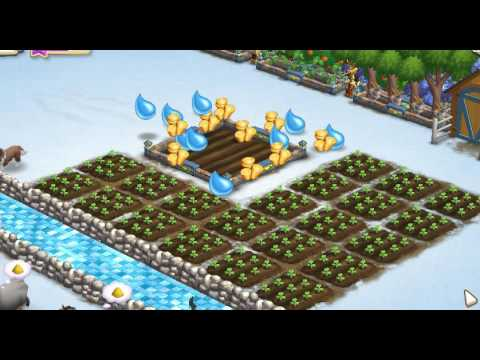 Free Refund For Water, Fertilizer and Coins Used! Up to 30 plots