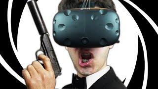 AJAN SİMULATOR (Sanal Gerçeklik HTC Vive)