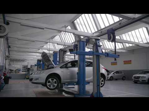 Auto-Industrial Opel no Porto
