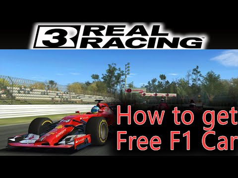 Get A Free F1 Car In Real Racing 3