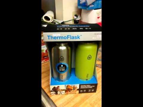 24d08f3f2f Costco takeya 40oz cold thermos take 2 - YouTube
