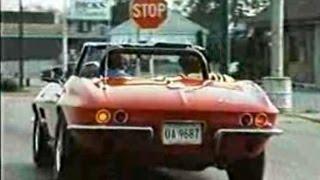 '64 Corvette/ '71 Chevelle in Stingray--pt.1