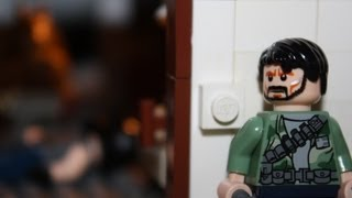 Repeat youtube video LEGO The Last of Us