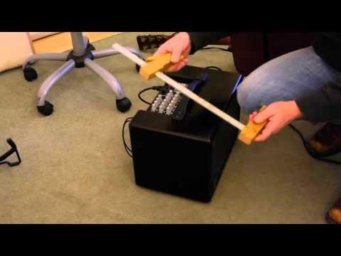 Tilt Stand DIY  Life Hack Guitar Amp schrägstellen in 5 Sec