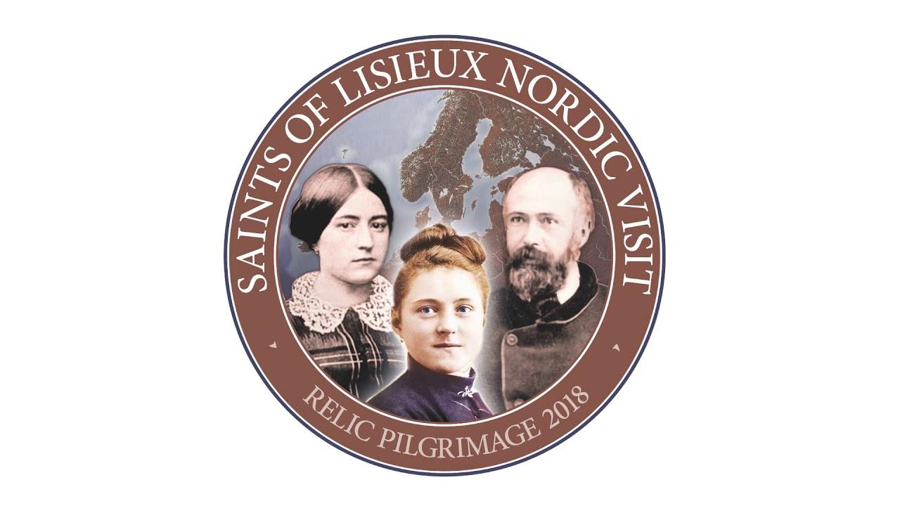 Saints of Lisieux Nordic Pilgrimage 2018