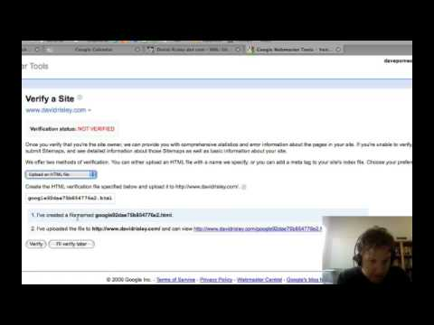 google xml sitemaps and what to do with it youtube