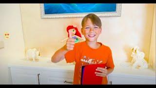 História de Máscaras Para Crianças e Músicas Infantis | Five Kids