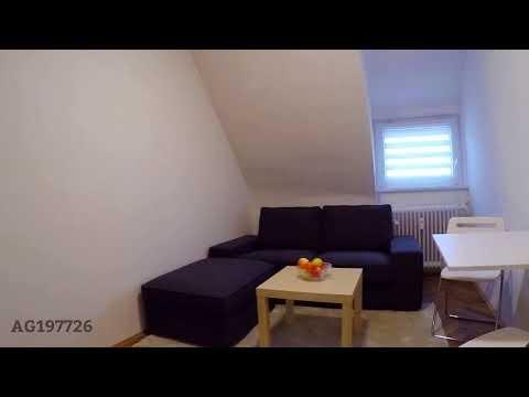 ST-197726 - Neu und modern möblierte Wohnung mit Internet in Stuttgart Ost