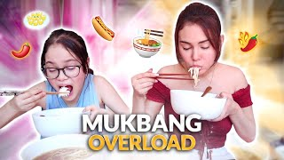 MUKBANG + ANSWERING YOUR QUESTIONS! | IVANA ALAWI