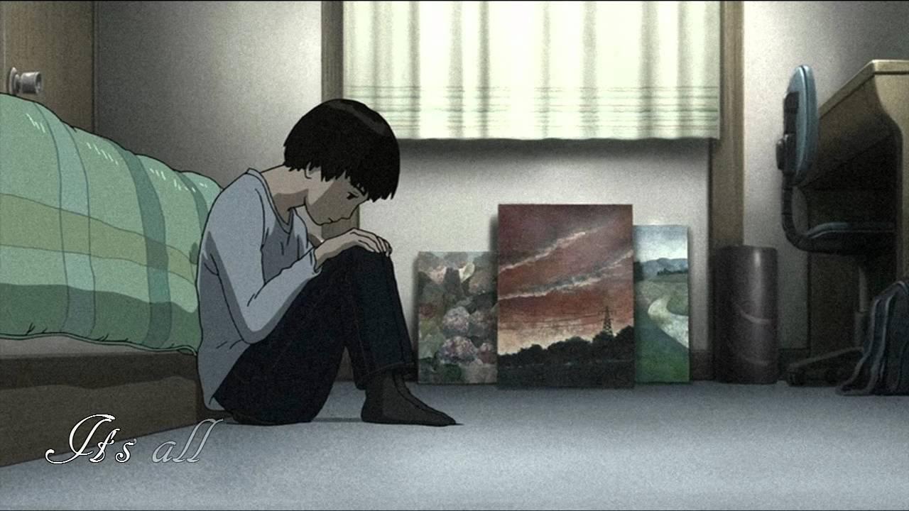 Anime Suizid