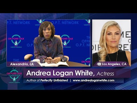 On Point Talk with Carlette Christmas  Andrea Logan White