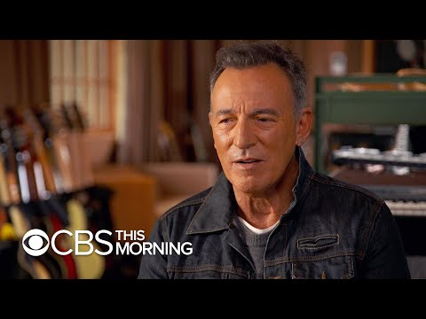 "Bruce Springsteen: President Trump ""doesn't have a grasp"" on what it means to be American"