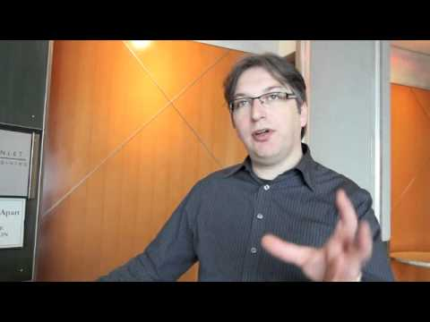 Jeremy Keith: Interview at An Event Apart with Webvanta on Web Standards and Design Principles