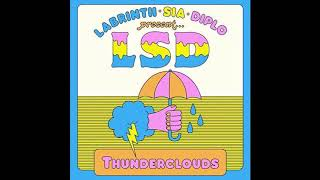 LSD Thunderclouds Vocal Isolation (Acapella) MP3