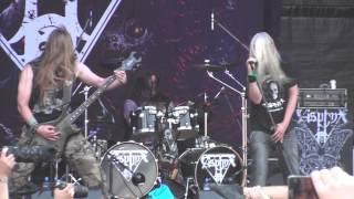 ASPHYX live @ BRUTAL ASSAULT 2015.