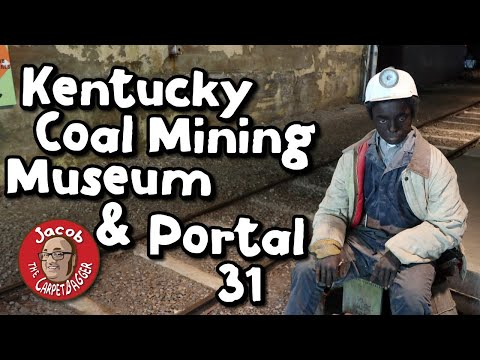 Kentucky Coal Mining Museum And Portal 31