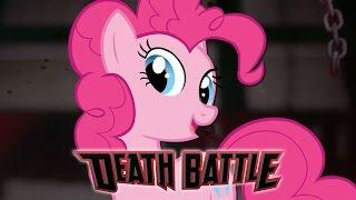Pinkie Pie Parties into DEATH BATTLE!