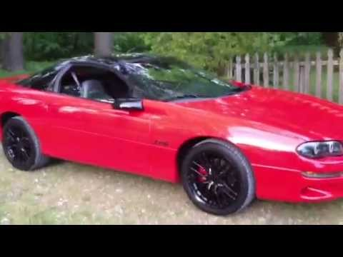 98 Z28 Camaro Zr1 Corvette Wheels Youtube