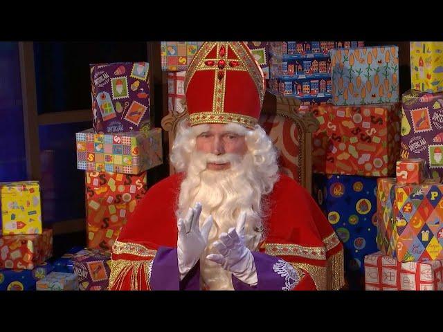 Sinterklaas Journaal - 4 december 17.00 uur