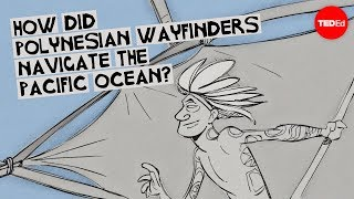 How did Polynesian wayfinders navigate the Pacific Ocean? - Alan Tamayose and Shantell De Silva thumbnail