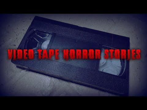 3 Very Disturbing Video Tape Horror Stories *NOSLEEP*