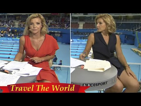 'Risque' Helen Skelton axed from the BBC's Commonwealth Games coverage  - Travel Guide vs Booking